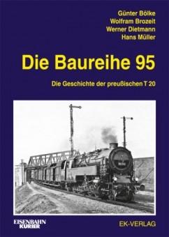 EK-Verlag 195 Die Baureihe 95