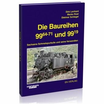 EK-Verlag 197 Die Baureihen 99.64-71 und 99.19