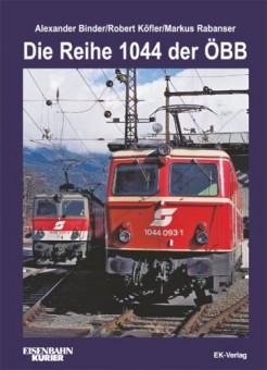 EK-Verlag 227 Die Reihe 1044 der ÖBB