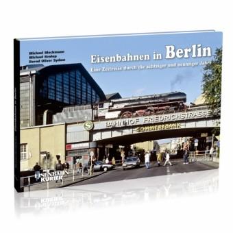 EK-Verlag 234 Eisenbahnen in Berlin