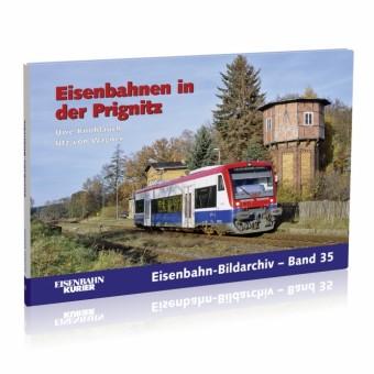 EK-Verlag 374 Die Eisenbahn in der Prignitz