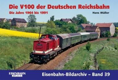 EK-Verlag 378 Die V 100 der DR, Teil 1