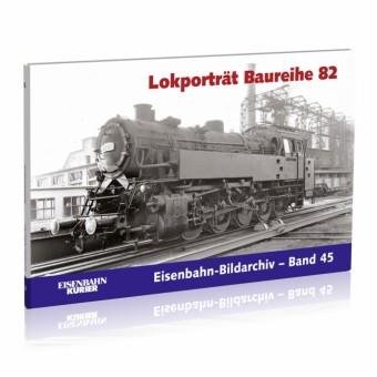 EK-Verlag 385 Lokporträt Baureihe 82