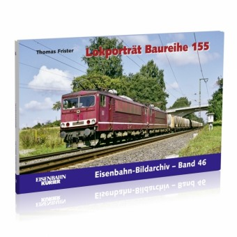 EK-Verlag 386 Lokporträt Baureihe 155