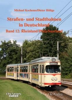 EK-Verlag 393 Straßen- und Stadtbahnen, Band 12