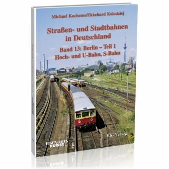 EK-Verlag 394 Straßen- und Stadtbahnen Band 13