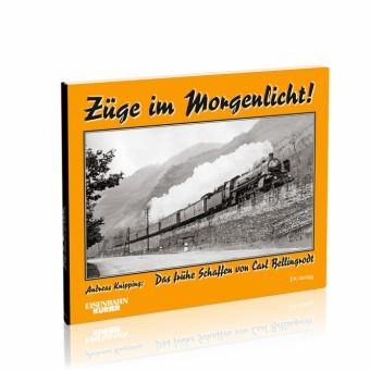 EK-Verlag 6233 Züge im Morgenlicht