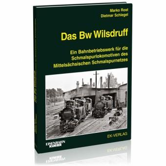 EK-Verlag 6427 Das Bw Wilsdruff