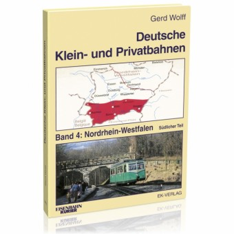 EK-Verlag 660 Deutsche Klein- & Privatbahnen, Band 4