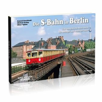 EK-Verlag 6864 Die S-Bahn in Berlin