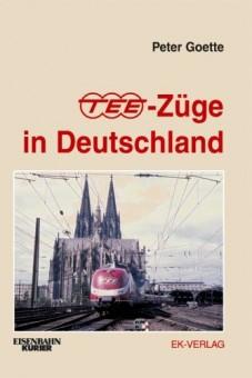 EK-Verlag 698 TEE-Züge in Deutschland