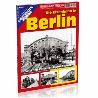 EK-Verlag 7026 Die Eisenbahn in Berlin