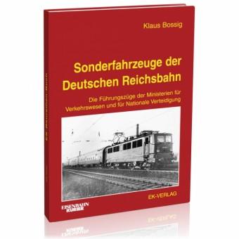 EK-Verlag 704 Sonderfahrzeuge der DR