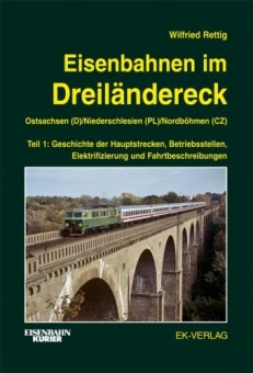 EK-Verlag 732 Eisenbahnen im Dreiländereck, Band 1