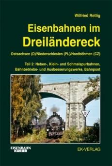 EK-Verlag 733 Eisenbahnen im Dreiländereck, Band 2
