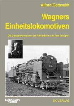 EK-Verlag 738 Wagners Einheitslokomotiven