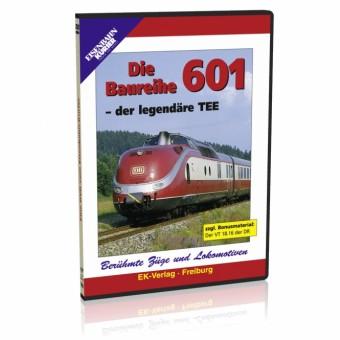 EK-Verlag 8031 Die Baureihe 601