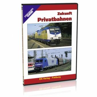 EK-Verlag 8103 Zukunft Privatbahnen