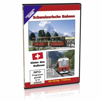 EK-Verlag 8109 Schweizerische Bahnen