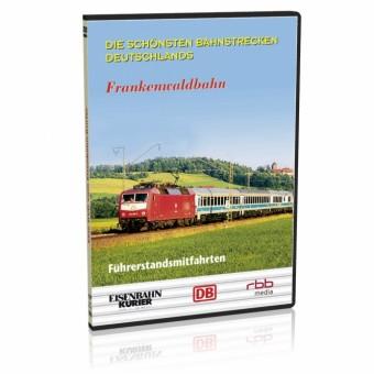 EK-Verlag 8124 Frankenwaldbahn, Saalfeld - Nürnberg