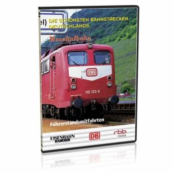 EK-Verlag 8126 Moseltalbahn, Koblenz - Saarbrücken