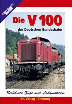 EK-Verlag 8153 Die V 100 der deutschen Bundesbahn
