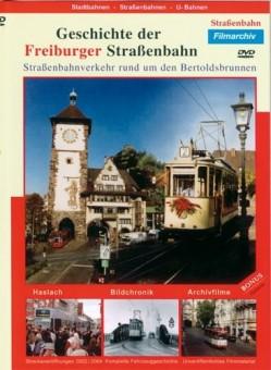 EK-Verlag 8155 Geschichte der Freiburger Straßenbahn
