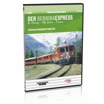 EK-Verlag 8161 Der Bernina Express