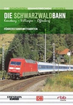 EK-Verlag 8163 Die Schwarzwaldbahn