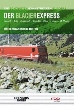 EK-Verlag 8165 Der Glacier Express