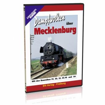 EK-Verlag 8185 Dampfwolken über Mecklenburg