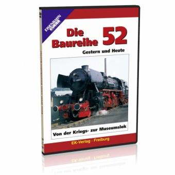 EK-Verlag 8187 Die Baureihe 52