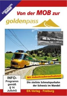 EK-Verlag 8226 Von der MOB zum GoldenPass