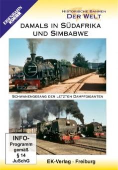 EK-Verlag 8228 Damals in Südafrika und Simbabwe