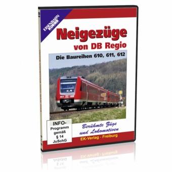 EK-Verlag 8234 Neigezüge von DB Regio
