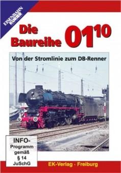 EK-Verlag 8236 Die Baureihe 01.10
