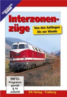 EK-Verlag 8243 Interzonenzüge