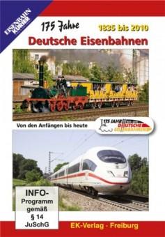 EK-Verlag 8244 175 Jahre Deutsche Eisenbahn