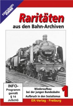 EK-Verlag 8245 Raritäten aus den Bahn-Archiven - 1