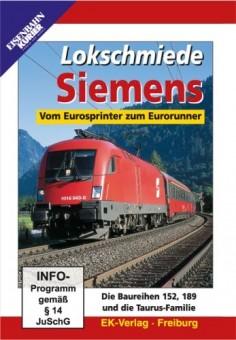 EK-Verlag 8248 Lokschmiede Siemens