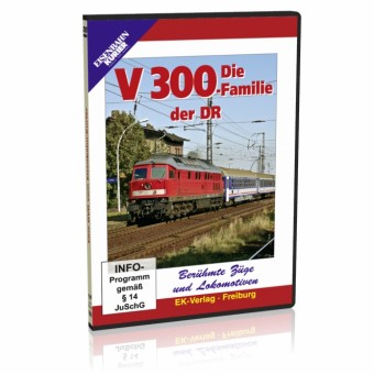 EK-Verlag 8257 Die V 300-Familie der DR