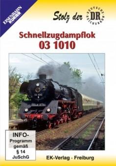 EK-Verlag 8263 Schnellzugdampflok 03 1010