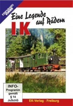 EK-Verlag 8264 IK – Eine Legende auf Rädern