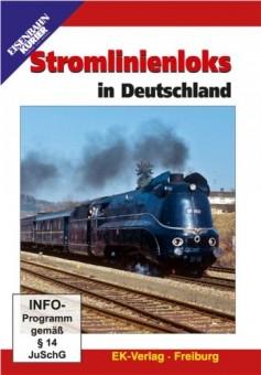 EK-Verlag 8268 Stromlinienloks in Deutschland