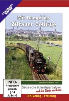 EK-Verlag 8273 Mit Dampf ins Zittauer Gebirge