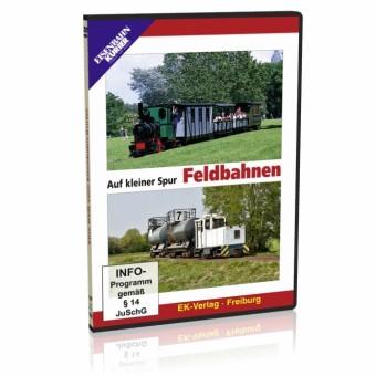 EK-Verlag 8309 Auf kleiner Spur - Feldbahnen