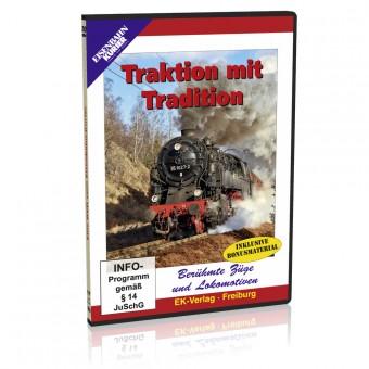 EK-Verlag 8312 Traktion mit Tradition