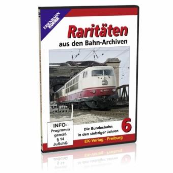 EK-Verlag 8319 Raritäten aus den Bahn-Archiven - 6