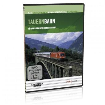 EK-Verlag 8349 Tauernbahn: Villach - Salzburg