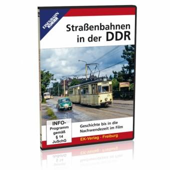 EK-Verlag 8370 Straßenbahnen in der DDR